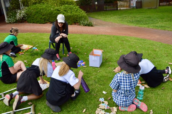 Olden Day Games Fun For Everyone Vasse Primary School